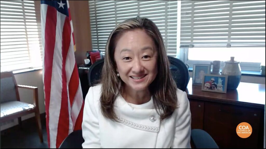 Julie Chung Remarks 51st Annual Washington Conference Americas